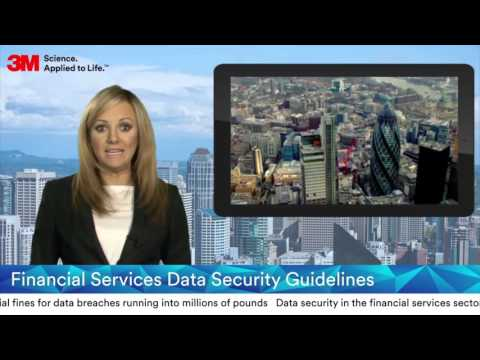 Financial Services Data Security Guidelines, What You Need To Know - Part 1