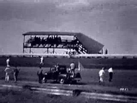 Grand stand crash 1960