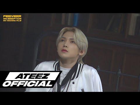 ATEEZ(에이티즈) - 'INCEPTION' Official MV Making Film