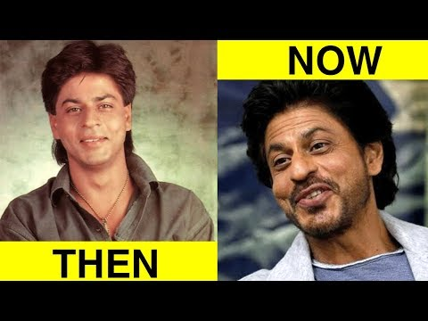 Shah Rukh Khan's SHOCKING TRANSFORMATION | Childho