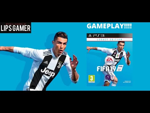 FIFA 19 LEGACY EDITION - GAMEPLAY (PS3/X360)