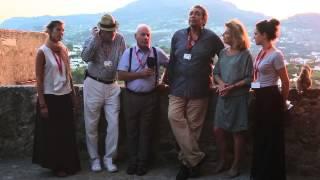 Ischia Film Festival - Sherman De Jesus e Cecile Van Ejik
