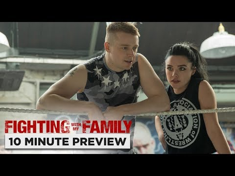 Fighting with My Family  10 Minute Preview  Film Clip   Own it now on Blu-ray, DVD, & Digital