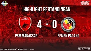Video Highlight PSM MAKASSAR  vs SEMEN PADANG MP3, 3GP, MP4, WEBM, AVI, FLV Juni 2018
