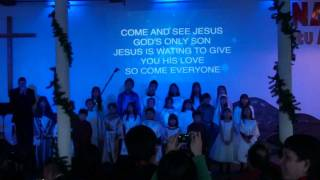 Come&See Jesus By Children Church