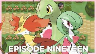 Pokémon BLAZED GLAZED FITLOCKE w/ Nappy - Ep 19 Productivity by King Nappy