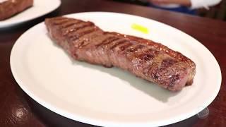 Famoso churrasco Uruguaio