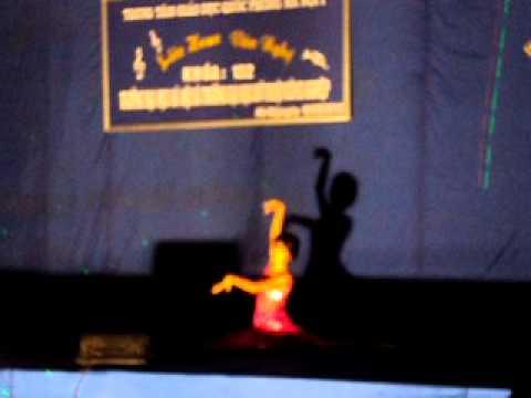 [MÚA] Thần thoại - Đêm văn nghệ chia tay K152 - Mai Lĩnh 08/2010
