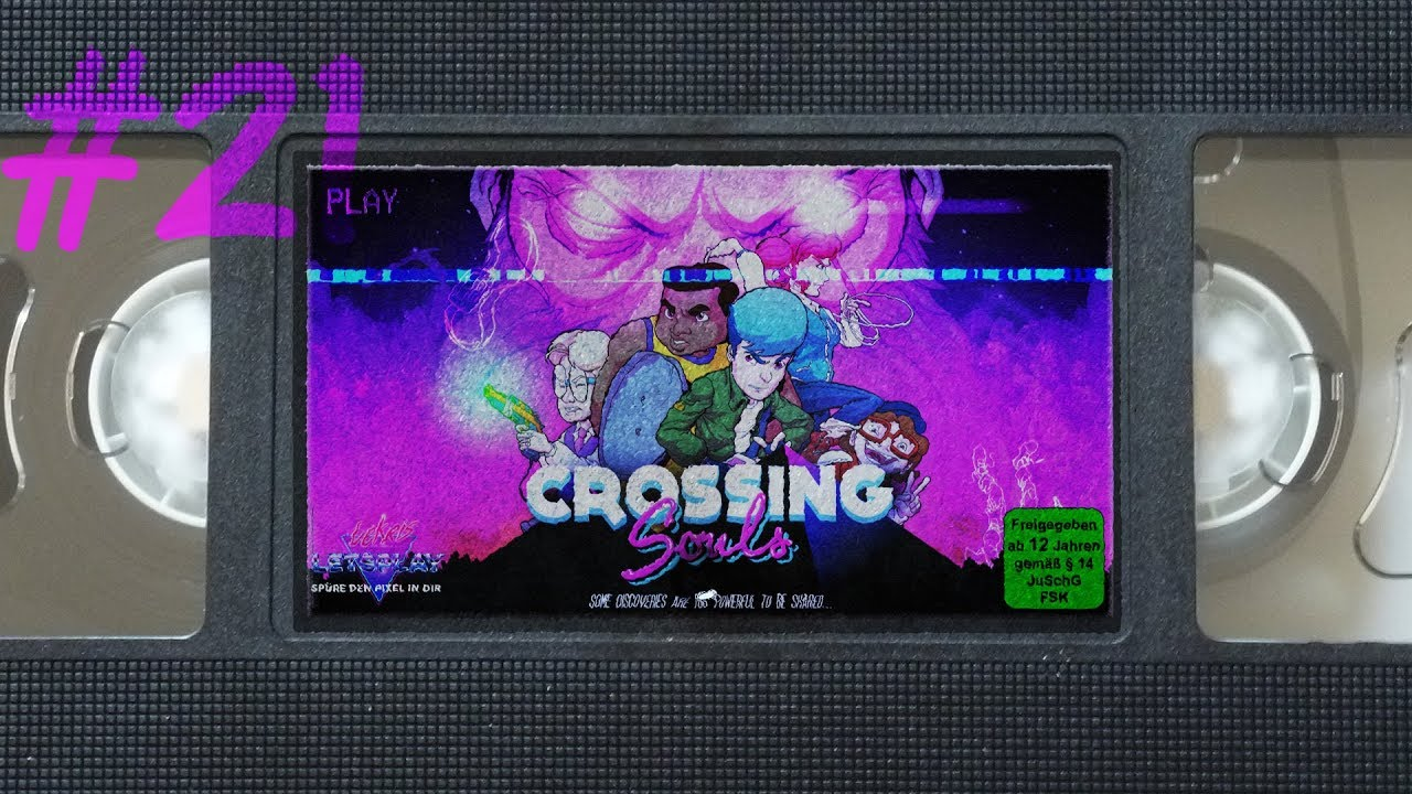 21 - In der Pyramide - Let's Play Crossing Souls