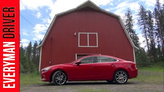 2014 Mazda 6 DETAILED Review On Everyman Driver