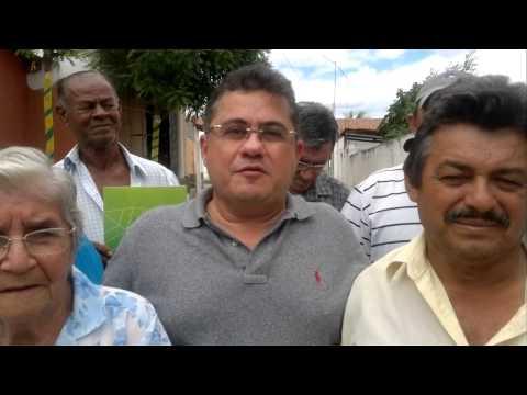 Webston Pinheiro entrega títulos de terra em Solonópole
