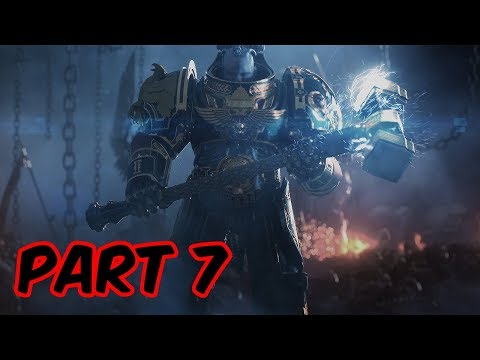 WH40K: Inquisitor - Martyr - Season 2 | Walkthrough | Episode 7 | PS4 HD | No Commentary
