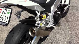 4. Aprilia RSV4 R APRC - Leo Vince GP Pro - Walk around