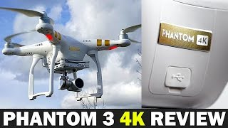Here is our review for the DJI Phantom 3 4K. May just be the best Ultra HD drone for the money. Watch this video in 4k and find out if its right for you. More info ...