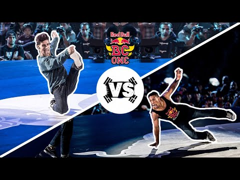 bull - Get more BC One here: http://redbullbcone.com Watch as BC One champion Neguin takes on Lil Zoo in the 2013 world finals of Red Bull BC One in Seoul. ______...