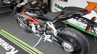 10. 2015 MV Agusta F3 675 Sport Motorcycle