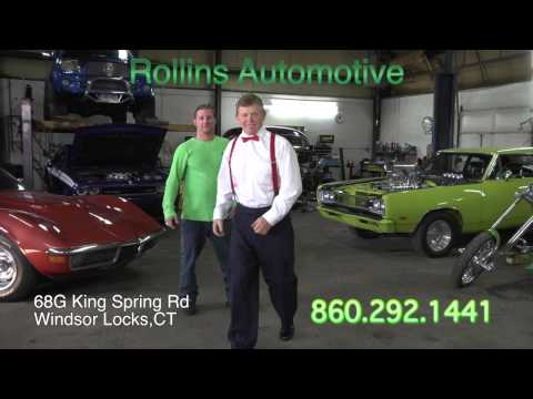 Rollins Automotive Comercial with Bob Backlund