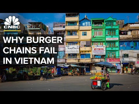 Why McDonald's Flopped In Vietnam