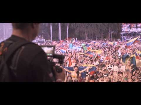 Vicetone - United We Dance - Behind The Scenes