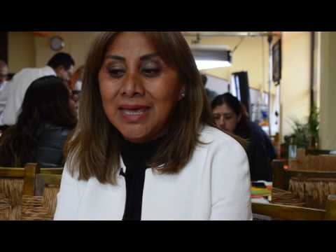 Alicia Robles Acevedo resalta el papel de la mujer en Milpa Alta