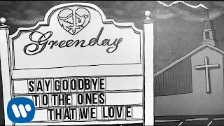Green Day - Say Goodbye (Official Lyric Video) by : Green Day