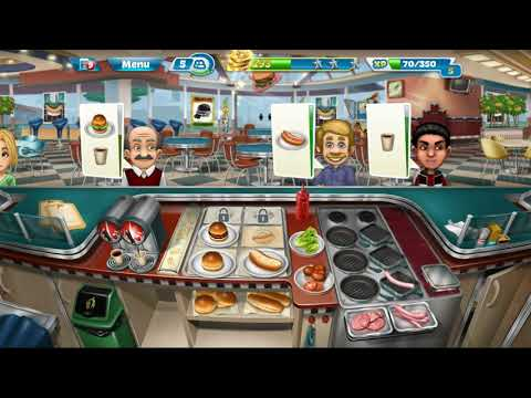 Cooking Fever - Games Video Part 1