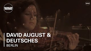 David August & Deutsches Symphonie-Orchester - Live @ Boiler Room Berlin 2016