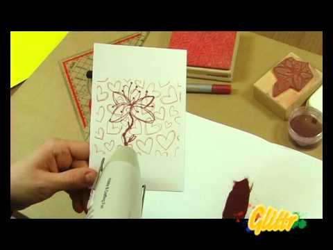 Karten basteln: Glückwunschkarten selbst gestalten