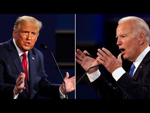 Will final Trump-Biden debate actually influence who wins U.S. election?