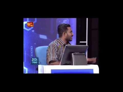 Video Rajeewan at ITN Twenty Twenty - 2014-10-14 download in MP3, 3GP, MP4, WEBM, AVI, FLV January 2017