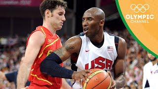 Video Basketball - USA vs Spain - Men's Gold Final | London 2012 Olympic Games MP3, 3GP, MP4, WEBM, AVI, FLV Agustus 2019