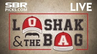 Free Sports Picks and Betting Odds    Loshak & the Bag Tuesday 12/12