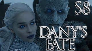 Daenerys Targaryen's Fate In SEASON 8 & Confirmed SPOILERS !   Game of Thrones