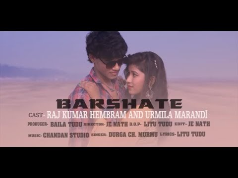 NEW SANTALI VIDEO SONG 2018|| BARSHATE || FT. RAJ KU. HEMBRAM AND URMILA MARANDI