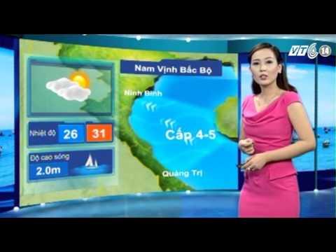 VTC14_Thời tiết Biển_28.04.2013
