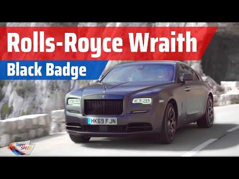 TEST: Rolls-Royce Wraith Black Badge 2020
