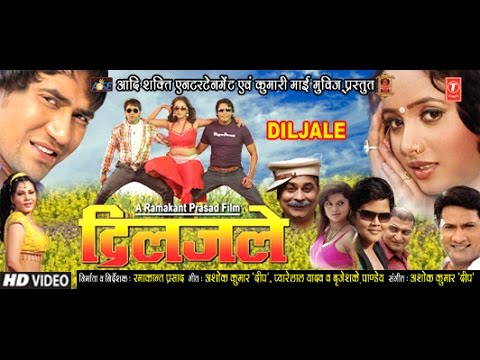 DILJALE in HD | SUPERHIT BHOJPURI MOVIE | Feat. DINESH LAL YADAV (NIRAHUA), RANI CHATTERJEE