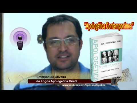 """Áudiotube (completo) – crítica do livro """"Apologética Contemporânea"""", do dr. William Lane Craig"""