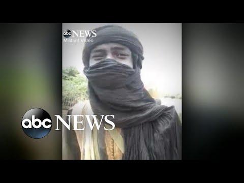 US intelligence authorities examining video of Nigerien militant group