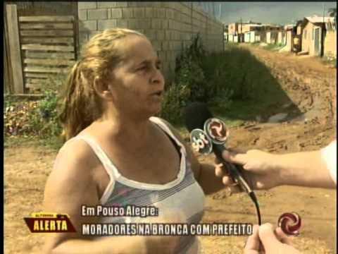 Bairro esquecido pelo poder público em Pouso Alegre