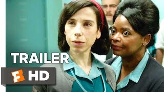 The Shape of Water Trailer #1 (2017): Check out the new trailer starring Lauren Lee Smith, Michael Stuhlbarg, and Michael Shannon! Be the first to watch, comment, and share trailers and movie teasers/clips dropping soon @MovieclipsTrailers.► Buy Tickets to the Shape of Water: http://www.fandango.com/theshapeofwater2017_203619/movieoverview?cmp=MCYT_YouTube_DescWatch more Trailers: ► HOT New Trailers Playlist: http://bit.ly/2hp08G1► What to Watch Playlist: http://bit.ly/2ieyw8G► Indie Trailers Playlist: http://bit.ly/1CWefqUAn other-worldly fairy tale, set against the backdrop of Cold War era America circa 1963. In the hidden high-security government laboratory where she works, lonely Elisa (Sally Hawkins) is trapped in a life of silence and isolation. Elisa's life is changed forver when she and co-worker Zelda (Octavia Spencer) discover a secret classified experiment.About Movieclips Trailers:► Subscribe to TRAILERS:http://bit.ly/sxaw6h► We're on SNAPCHAT: http://bit.ly/2cOzfcy► Like us on FACEBOOK: http://bit.ly/1QyRMsE► Follow us on TWITTER:http://bit.ly/1ghOWmtThe Fandango MOVIECLIPS Trailers channel is your destination for hot new trailers the second they drop. The Fandango MOVIECLIPS Trailers team is here day and night to make sure all the hottest new movie trailers are available whenever, wherever you want them.