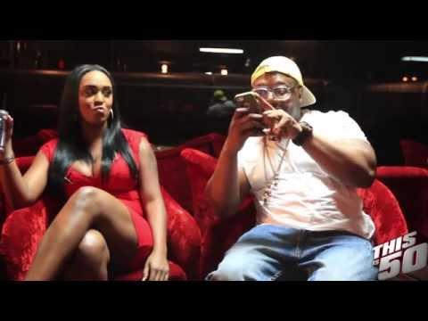 Layton Benton Likes Her Nipples Sucked; Talks Bank Closing Her Account (видео)