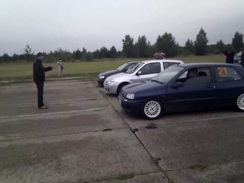 clio williams vs megane vs clio 172