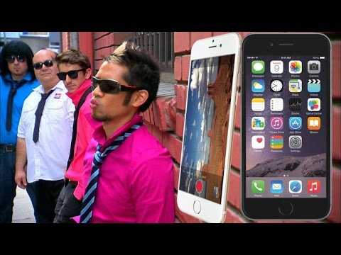 Apple Byte – iPhone 6 You Up – The Music Video