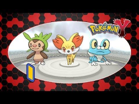 Pokemon Y ITA [Parte 1 - Si comincia!]