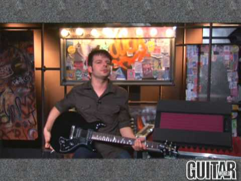 guitarworld Dunlop Cry Baby Buddy Guy Signature Wa