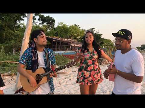 Cover Can't Take My Eyes Off You - Joseph Vincent By Donal Manuain Ft Paula Magdalena & Team