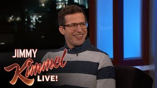 Video Andy Samberg Reveals Why White Guys Shouldn't Have Dreadlocks MP3, 3GP, MP4, WEBM, AVI, FLV Desember 2018