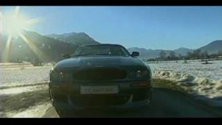 Aston Martin V8 Virage Vantage - Dream Cars