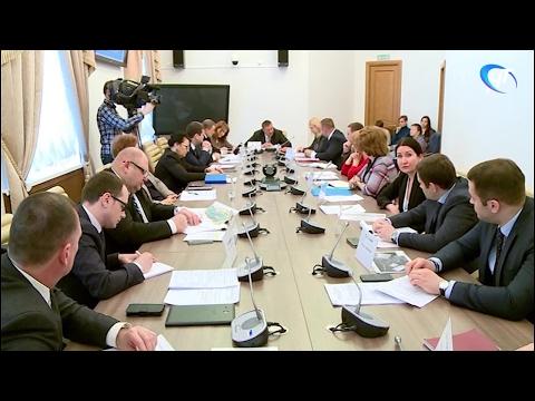 В Правительстве региона вновь обсудили вопросы строительства автомобильной трассы М-11